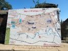 Stadtkarte von Bhaktapur