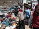 Tibetischer Markt in Namche Bazzar