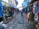 Strassen in Namche Bazzar