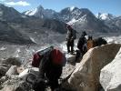 Weg zum Everest Basislager
