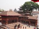 Durbar Square Shiva Parvati Temple