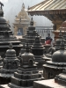 Buddhistischer Stupa Swayambunath - Chörten