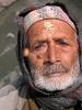 Nepalesischer alter Mann