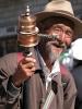 Alter tibetischer Mann
