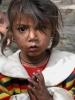 Nepalesisches Kind