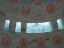 Kunst in der Great Lotus Stupa